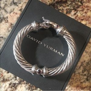 David Yurman Diamonds Buckle